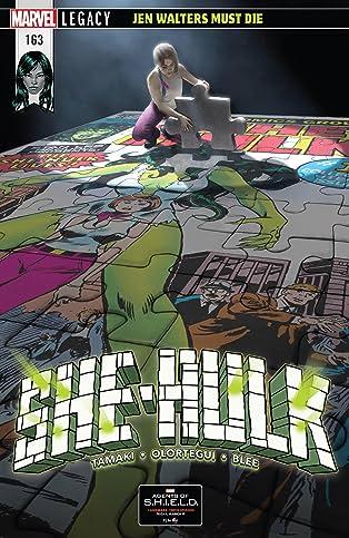 She-Hulk (2016-) #163