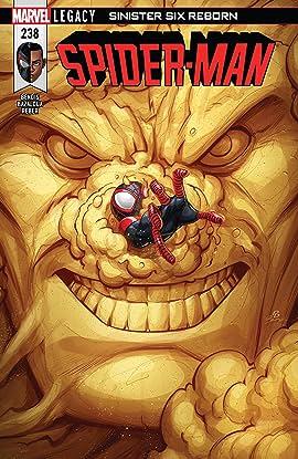 Spider-Man (2016-2018) #238