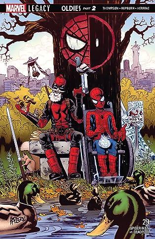 Spider-Man/Deadpool (2016-2019) #29