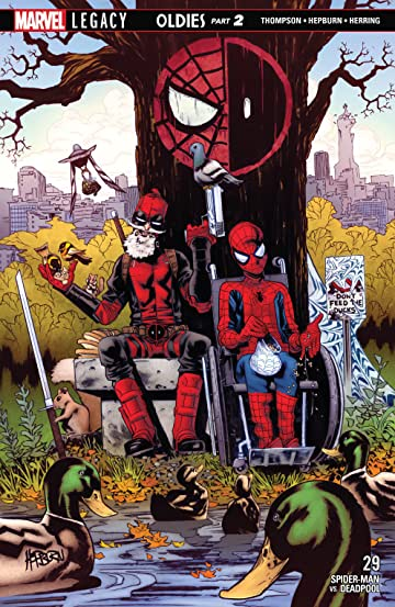 Spider-Man/Deadpool (2016-) #29
