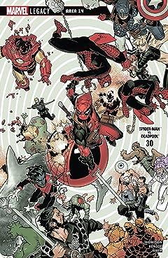 Spider-Man/Deadpool (2016-) #30