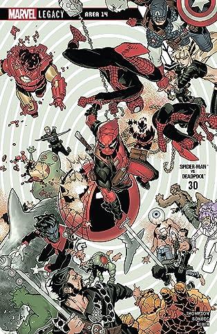 Spider-Man/Deadpool (2016-2019) #30