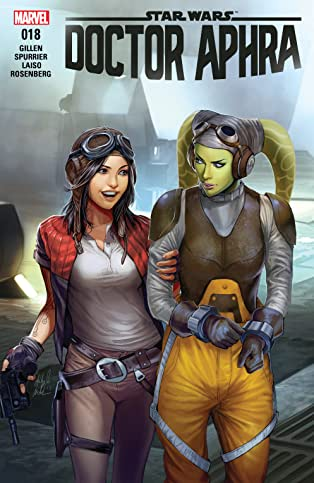 Star Wars: Doctor Aphra (2016-) #18