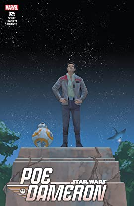 Star Wars: Poe Dameron (2016-2018) #25