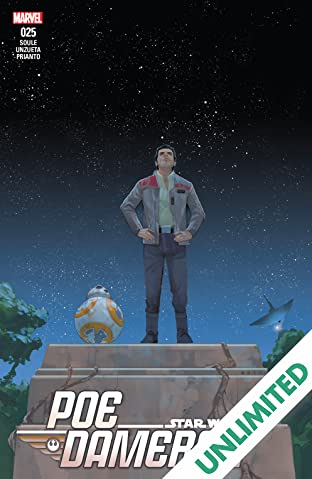 Star Wars: Poe Dameron (2016-2018) #25