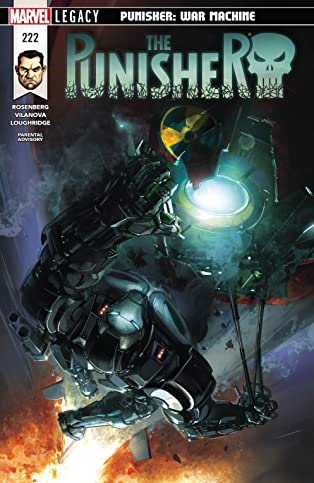 The Punisher (2016-) #222
