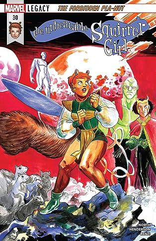 The Unbeatable Squirrel Girl (2015-) #30