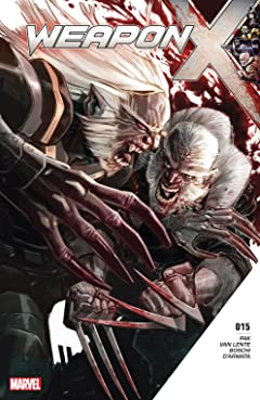Weapon X (2017-) #15
