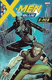 X-Men Blue (2017-2018) #23