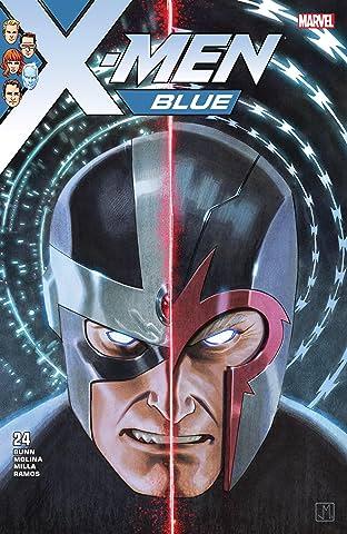 X-Men Blue (2017-) #24