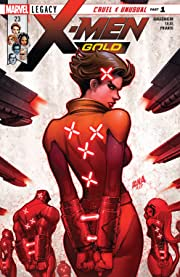 X-Men Gold (2017-2018) #23