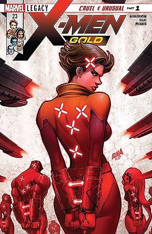 X-Men Gold (2017-) #23