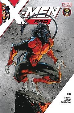 X-Men Red (2018) #2