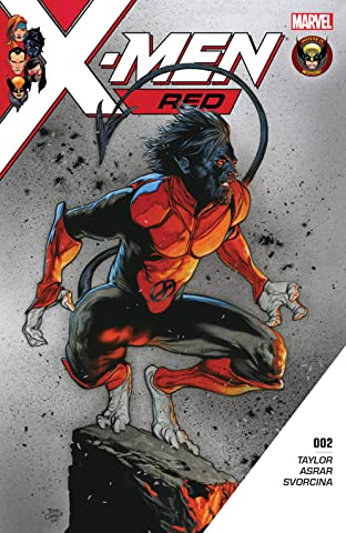 X-Men Red (2018) No.2