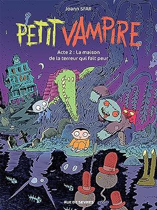 Petit Vampire Vol. 2: La maison de la terreur qui fait peur