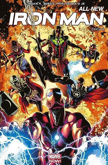 All-New Iron Man Vol. 2: War Machines