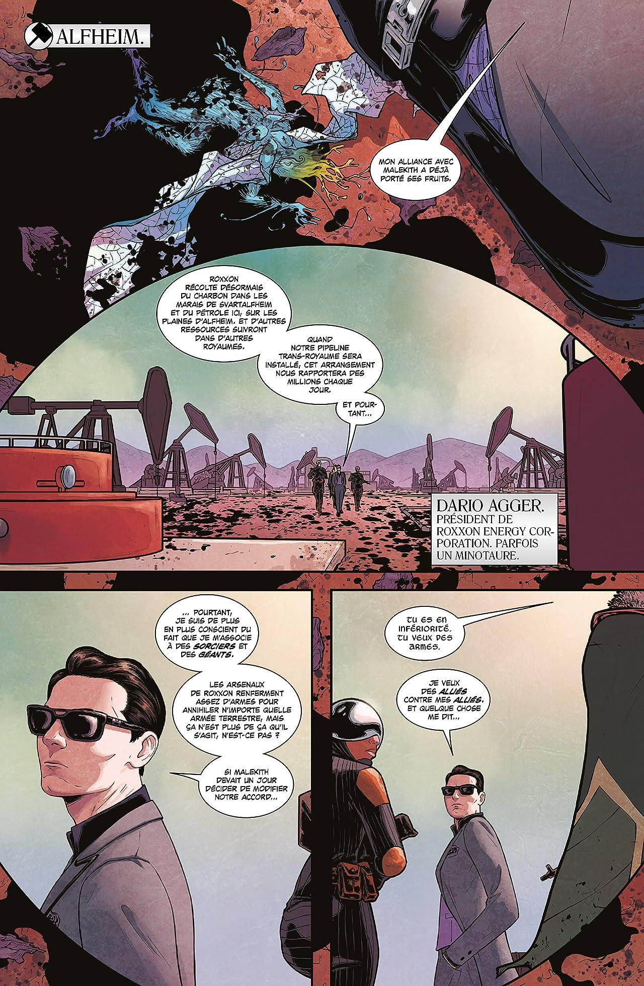 All-New Thor Vol. 2: Les seigneurs de Midgard
