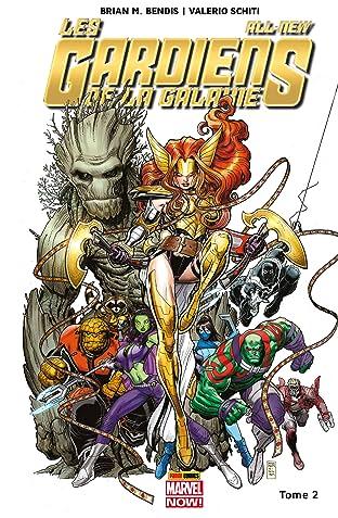 All-New Les Gardiens de la Galaxie Vol. 2: Recherchés