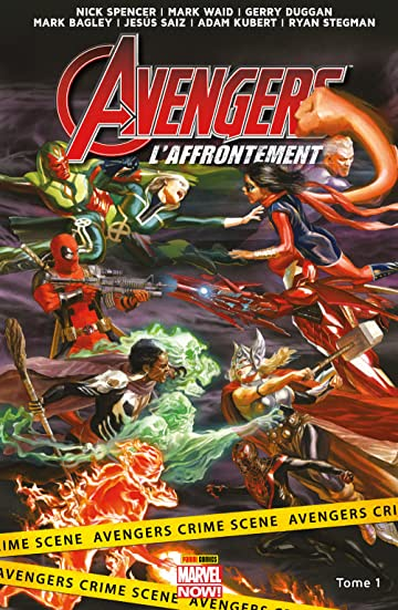 Avengers: L'affrontement Vol. 1: Bienvenue à Pleasant Hill