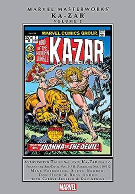 Ka-Zar Masterworks Vol. 2