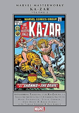 Ka-Zar Masterworks Tome 2