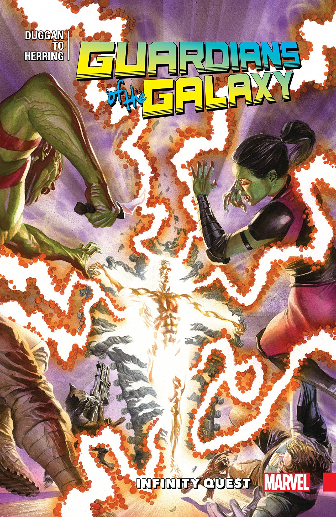 All-New Guardians of the Galaxy Tome 3: Infinity Quest