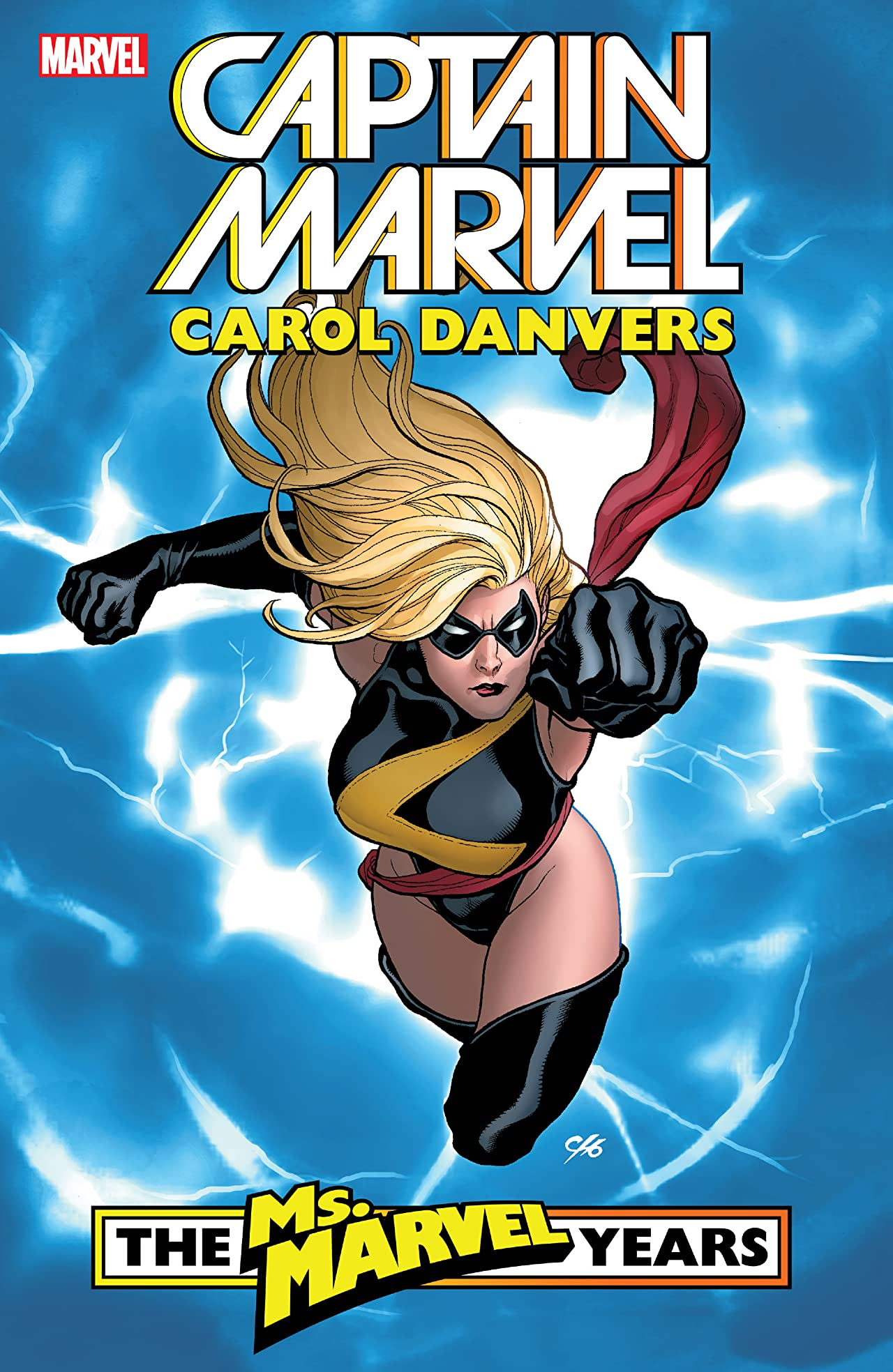 Captain Marvel: Carol Danvers – The Ms. Marvel Years Vol. 1