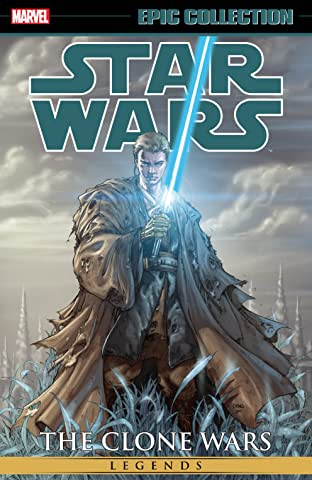Star Wars Legends Epic Collection: The Clone Wars Tome 2