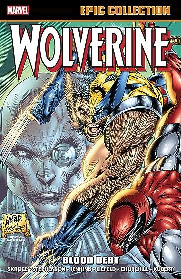 Wolverine Epic Collection: Blood Debt
