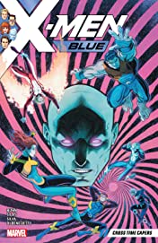X-Men Blue Tome 3: Cross Time Capers