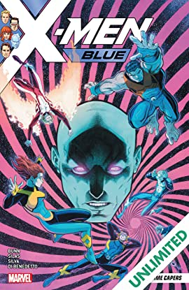 X-Men Blue Vol. 3: Cross Time Capers