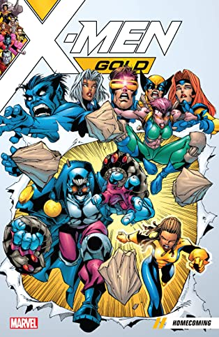 X-Men Gold Vol. 0 : Homecoming
