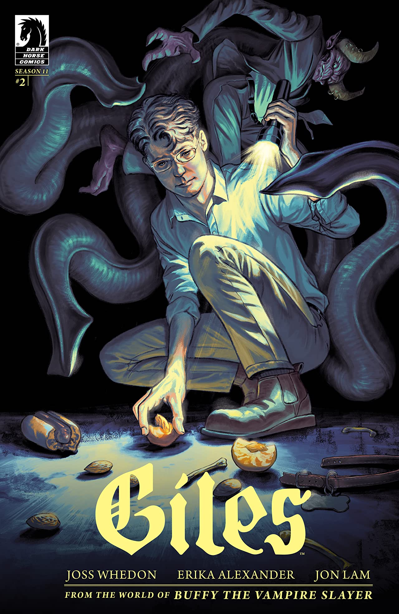 Buffy Season 11: Giles No.2