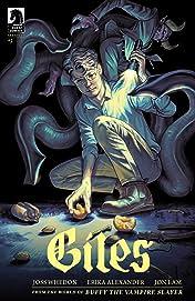 Buffy Season 11: Giles #2