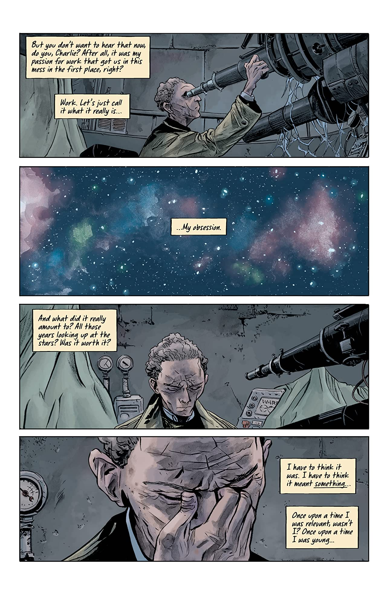 Doctor Star and the Kingdom of Lost Tomorrows: From the World of Black Hammer #1