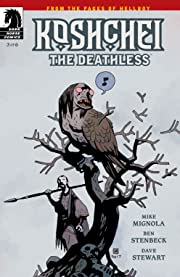 Koshchei the Deathless #3