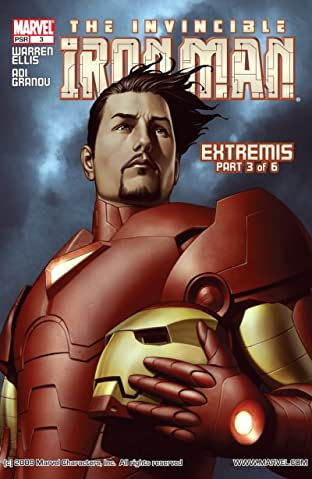 Iron Man (2004-2007) No.3