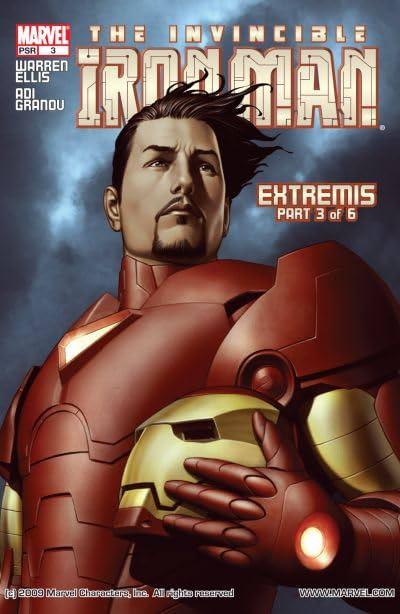 Iron Man (2004-2007) #3