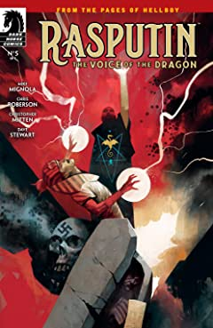 Rasputin: The Voice of the Dragon #5