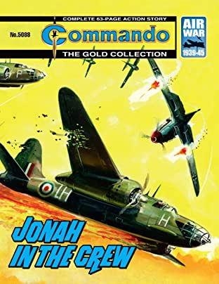 Commando #5088: Jonah In The Crew