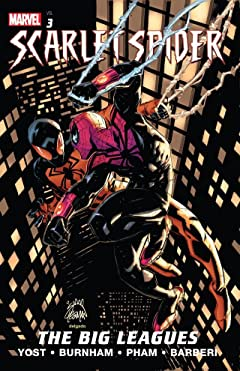 Scarlet Spider Vol. 3: The Big Leagues