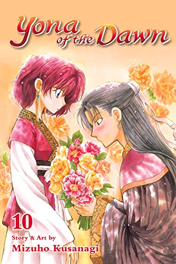 Yona of the Dawn Vol. 10