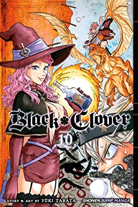 Black Clover Vol. 10