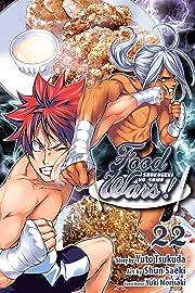 Food Wars!: Shokugeki no Soma Vol. 22