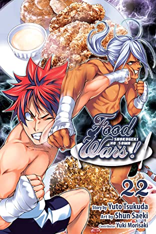 Food Wars!: Shokugeki no Soma Vol. 22