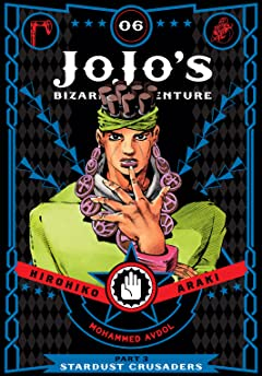 JoJo's Bizarre Adventure: Part 3--Stardust Crusaders Vol. 6