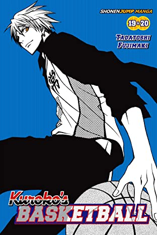 Kuroko's Basketball Vol. 10