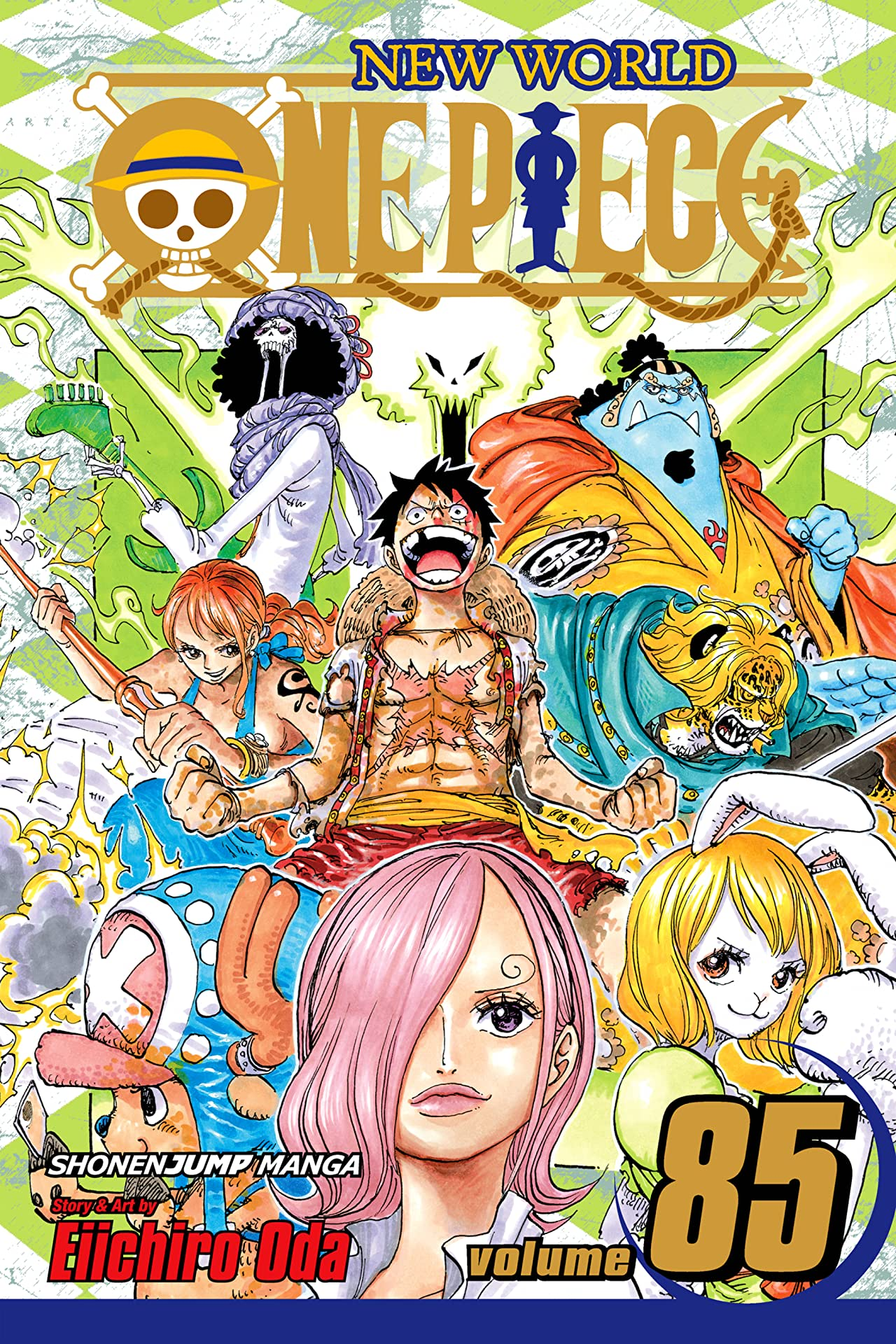 One Piece Vol. 85