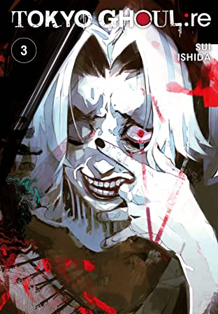 Tokyo Ghoul: re Vol. 3