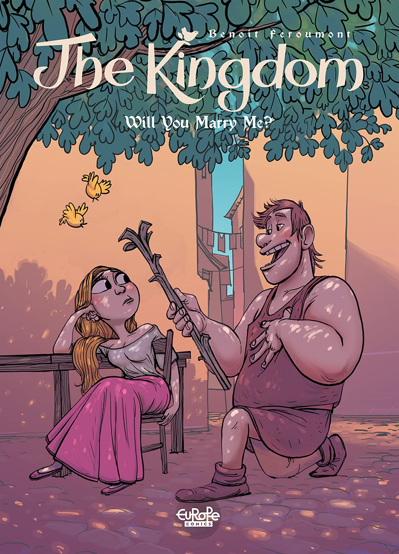 The Kingdom Vol. 4: Will you marry me?